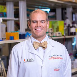 Gregory Holt, MD