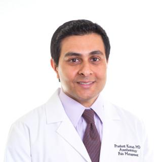 Prashant Kumar, MD, MBA