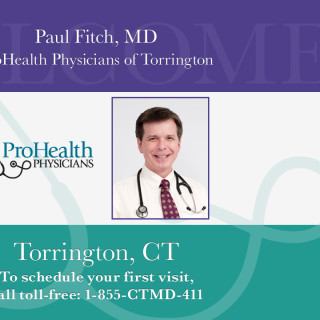 Paul Fitch, MD