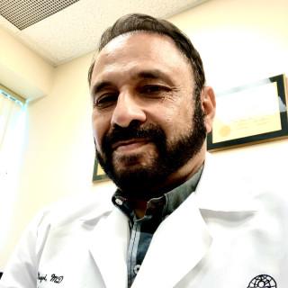 Sayed Naqvi, MD