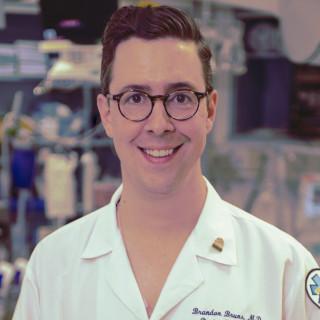 Brandon Bruns, MD