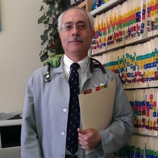 Luis Rueda, MD