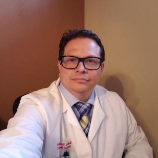 Manuel Borrego, MD