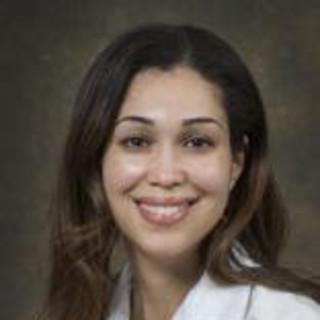 Aliya (Courtney) Hines, MD