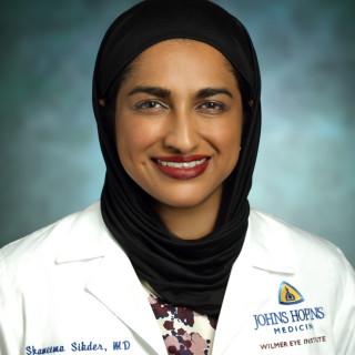 Shameema Sikder, MD