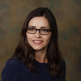 Alejandra De Alba Campomanes, MD