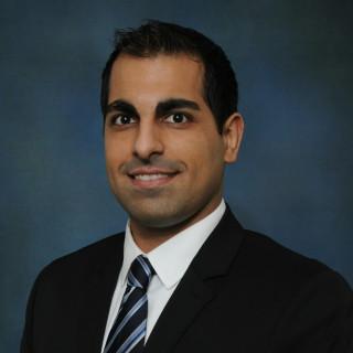 Arash Sattarin, MD