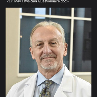 Greg May, MD