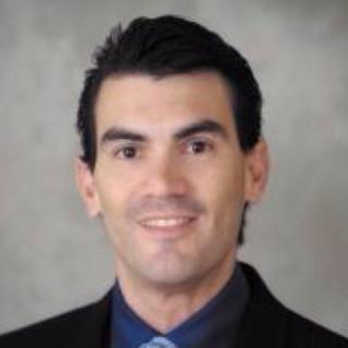 Alberto Mansilla, MD