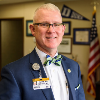 Raymond Foster Sr., MD