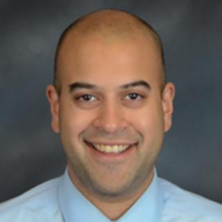 Abhisek Parmar, MD MS