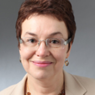 Marina Saksonova, MD