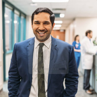 Omar Ishaq, MD