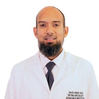 Saad Ahmad, MD