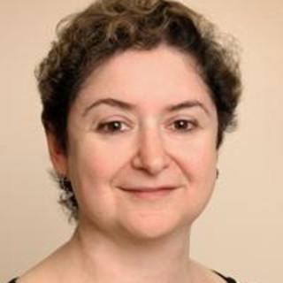 Olga Mordvinova, MD