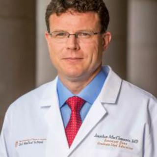 Jonathan Macclements, MD
