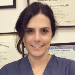 Jennifer Lehman, MD