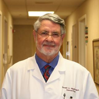 Ronald Higgins, MD