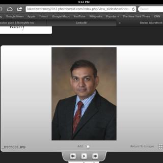 Mustansir Majeed, MD
