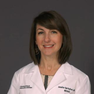 Jennifer Springhart, MD