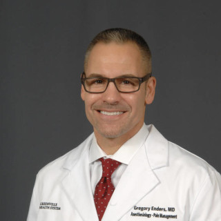 Gregory Enders, MD