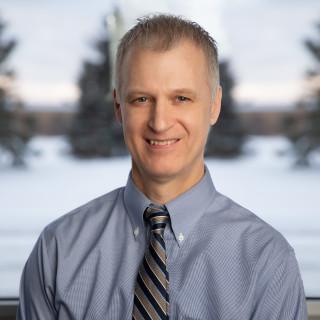 James Riddell, MD