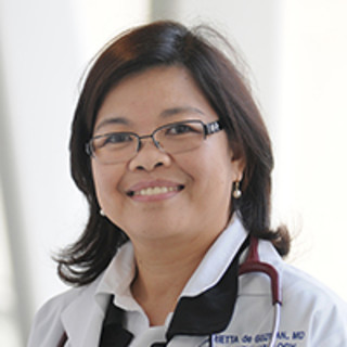 Marietta De Guzman, MD