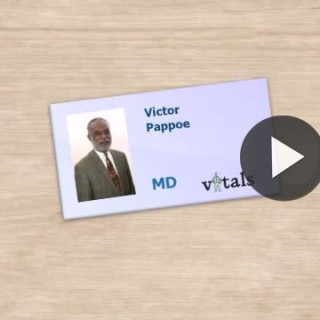 Victor Pappoe, MD