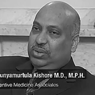 Punyamurtula Kishore, MD