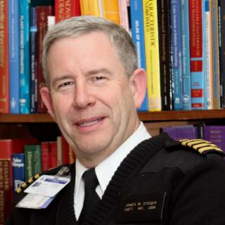 James Steger, MD