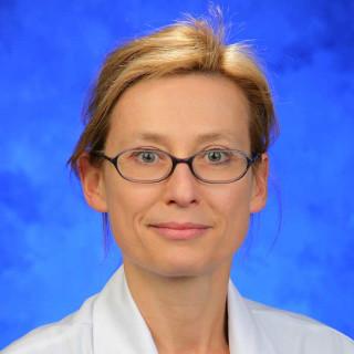Annick Haouzi-Judenherc, MD