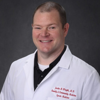 Justin Wright, MD