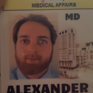 Alexander Magee, MD