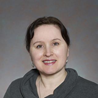 Alena Izhokhina, PA