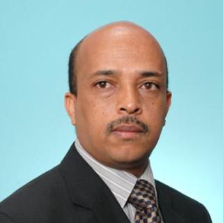 Solomon Beraki, MD