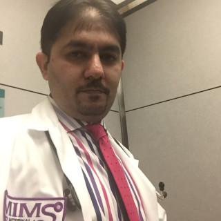 Sarfaraz Memon, MD