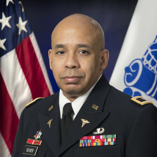 James Oliver III, MD