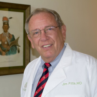 James Fitts Jr., MD
