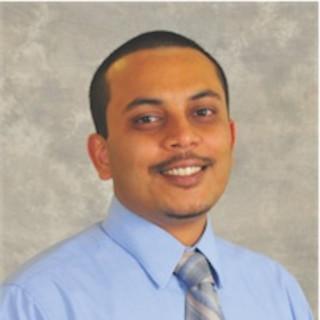 Krishna Chaudhuri, MD