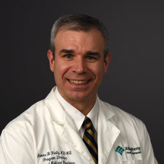 James Reilly, MD