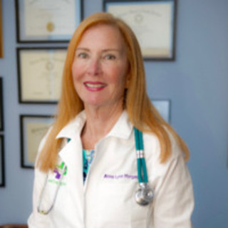 Anne Morgan, MD