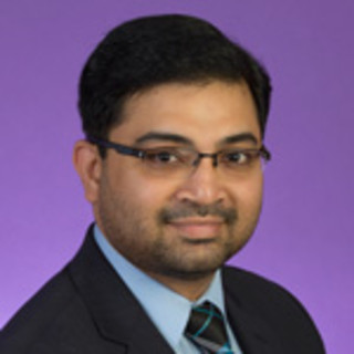Shivajirao Patil, MD