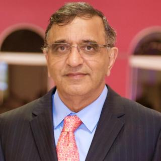 Amrutlal Barot, MD