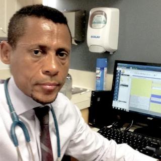 Solomon Yigazu, MD, MPH