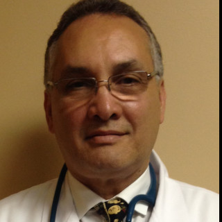 Harry Cuevas, MD