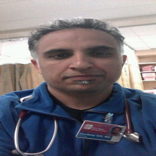 Navdeep Gill, MD