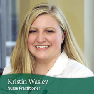 Kristin Wasley