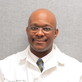 Harold Barnes, MD