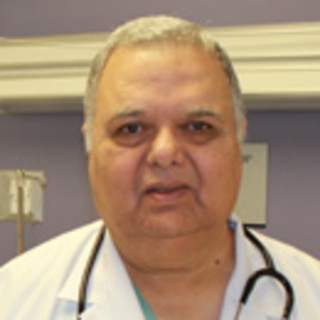 Sahibzada Ahmed, MD