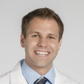 Aaron McBride, MD
